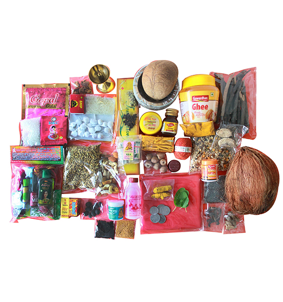 Puja ko saman - Products for worship