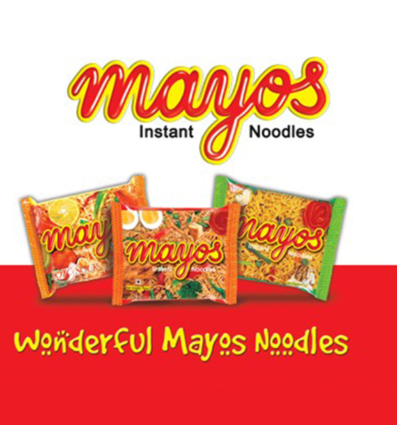 Mayos Nepalese - ready to eat noodle