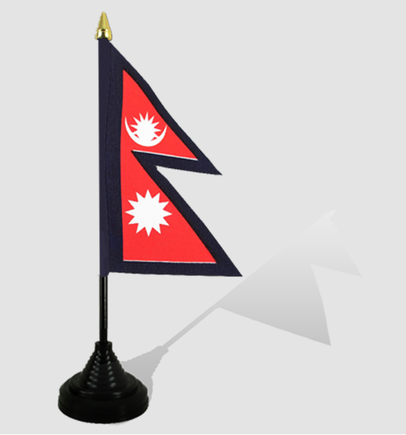 Nepali Jhanda - Nepali Flag (Different size)